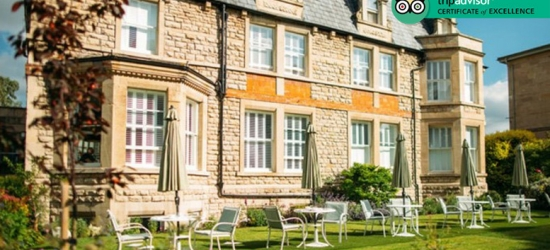 5* Bath Stay for 2 with Sparkling Afternoon Tea & Breakfast
