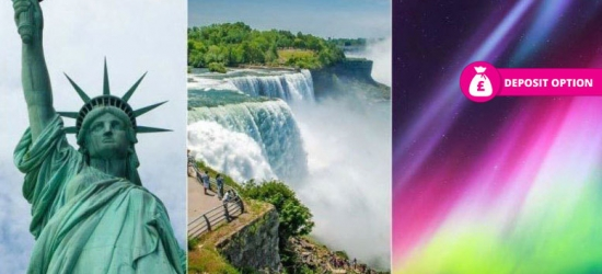 6-9nt Reykjavik, Niagara Falls & New York Holiday, Flights & Transfers