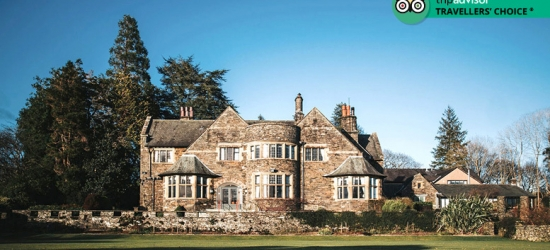4* Lake District Stay & Cream Tea for 2 @ Cragwood Country House