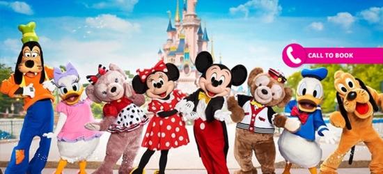 2nt Magical Disneyland® Paris Break  - Park Ticket Option!