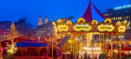 2-3nt Zurich, Switzerland Christmas Market Escape