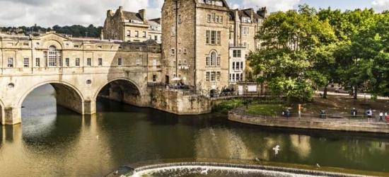 4* Bath Getaway, Breakfast & Roman Baths