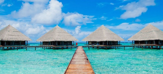 14nt Maldives to Mumbai Cruise & Golden Triangle Tour + Flights