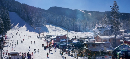 2-5nt Bulgaria Ski Resort Break, B'fast  - Ski Pass Upgrade