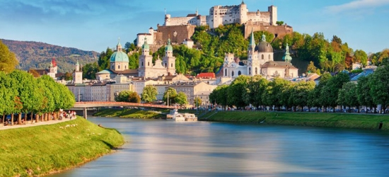 2-3nt 4* Salzburg, Austria Escape  - Optional Mozart Concert!