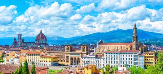2-3nt Florence City Getaway  - Optional Tasting Session!