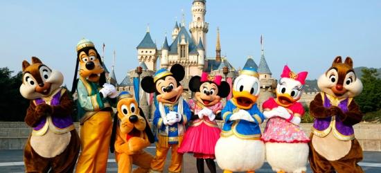 2-3nt 4* Disneyland Paris Getaway, 1-Day Park Entry