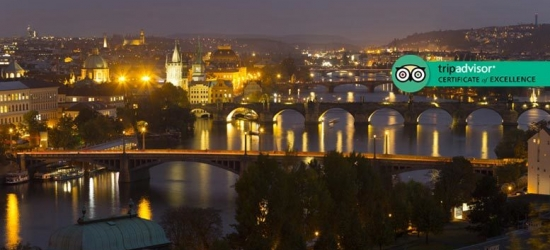 2-3nt 5* Luxury Prague City Getaway