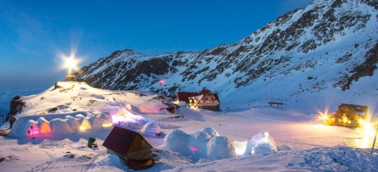 3-4nt Transylvania Ice Hotel Getaway, Cable Car, Flights & More!