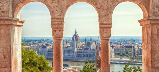 6-9nt Prague, Vienna & Budapest Trip, Flights & Train Transfers