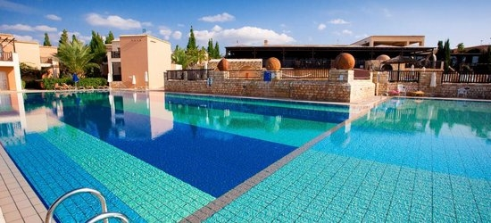 7 nights at the 4* Akteon Holiday Village, Paphos