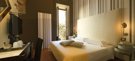 3 nights at the 3* De la pace hotel, Florence, Tuscany