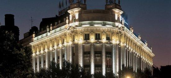 3 nights at the 4* NH Madrid Nacional, Madrid