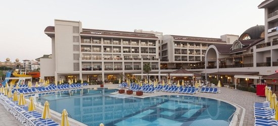 7 nights at the 5* Seher Sun Palace, Side, Antalya