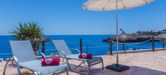 7 nights at the 3* JS Cape Colom Hotel, Porto Colom, Majorca