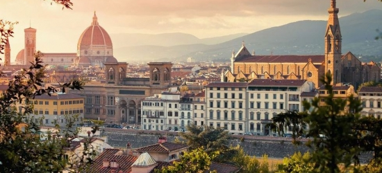 Florence - Enchanting 4* Florence escape with included walking tour