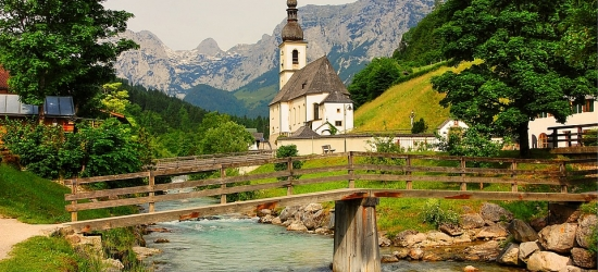 Win a trip for two to Bavaria