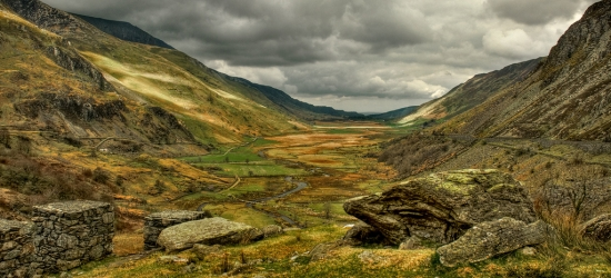 Win a trip for six people to Snowdonia