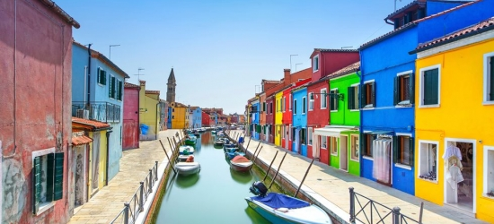 Venice - Sophisticated 4* hotel overlooking Murano's Grand Canal