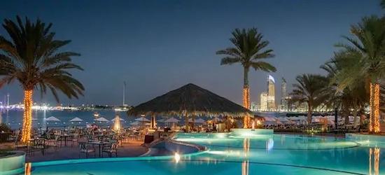 3nt 5* Abu Dhabi escape