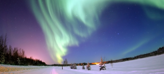 Win a Northern Lights trip to Norway's Svalbard Archipelago