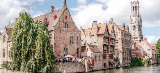 Win a trip to Bruges for two