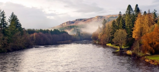 £109 per night | Perthshire country stay on private wooded grounds, Dunkeld House Hotel, Scotland