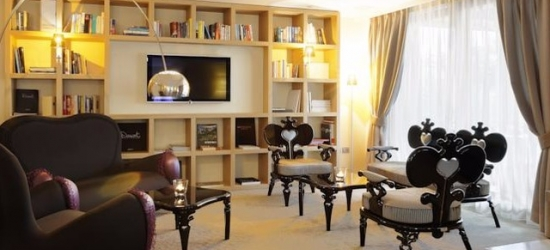 £123 per suite per night | Contemporary wellness resort in Italy's South Tyrol, Napura Art & Design Hotel, Bolzano