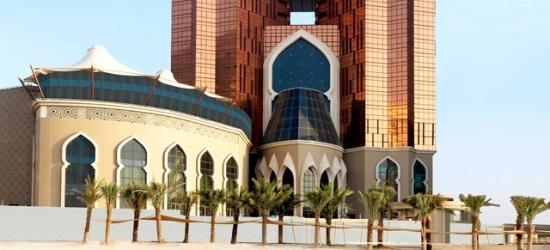 £176 per night   5* Abu Dhabi resort with private beach, Bab Al Qasr Beach Resort & Spa by Millennium, UAE