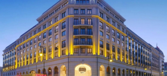 £122 per night | 5* Berlin spa hotel stay, The Westin Grand Berlin, Germany