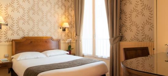£78 per night   Hôtel du Théâtre, Paris, France