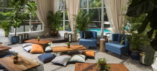 £75 per night | Generator Miami, Miami Beach, Florida