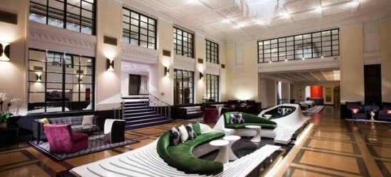 £75 per night   Stewart Hotel, New York City, New York