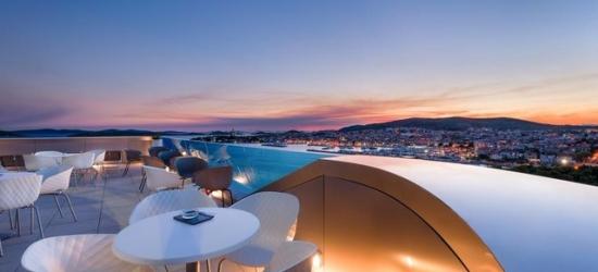 Luxe Croatia summer beach getaway with Adriatic views, Hotel Olympia Sky, Vodice