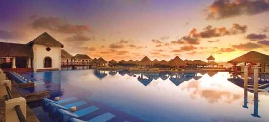 5* all-inclusive Mexico beach escape with ocean views, Now Sapphire Riviera Cancun, Yucatán Peninsula