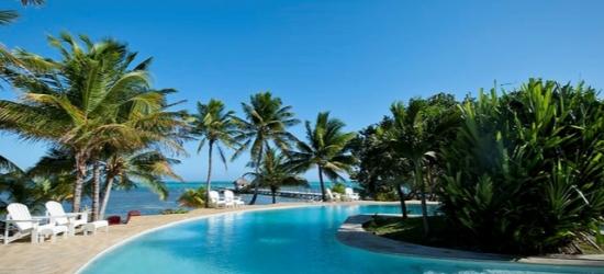£142 per night   Intimate beach resort on Ambergris Caye, Portofino Beach Resort, Ambergris Caye, Belize