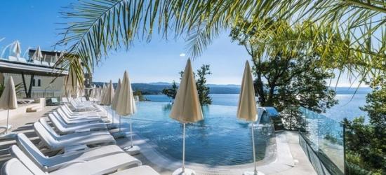 £84 per night | Grand Hotel Adriatic, Opatija, Croatia