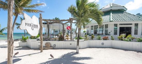 £138 per night   All-suite retreat near Belize's Great Barrier Reef, Banyan Bay Suites, San Pedro, Belize