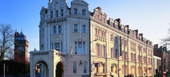 £70 per night | The Angel Hotel, Cardiff, Wales
