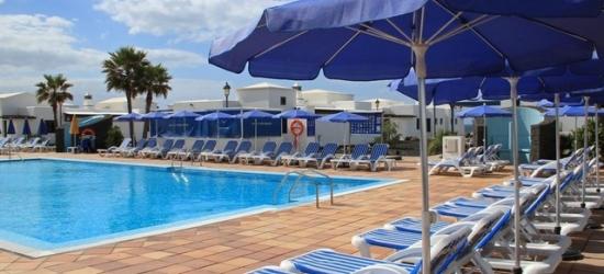 Laid-back Lanzarote villa holiday