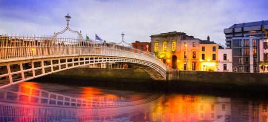 £98 per night   Modern Dublin getaway to a mystery hotel, Dublin, Ireland