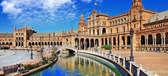 7-nt all-inc Andalucia & Seville river cruise w/excursion