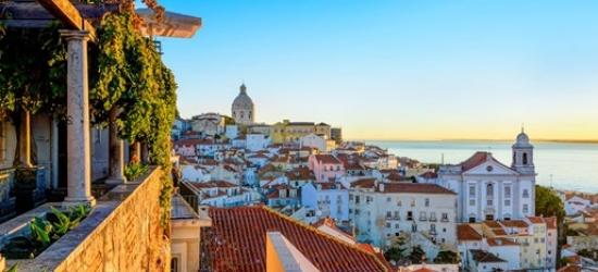 Lisbon: deluxe 3-night suite break