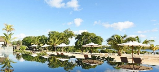 5-star Mauritius week & meals, save 30%