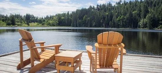 £108 -- Cottage Retreat on B.C.'s Salt Spring Island, 30% Off