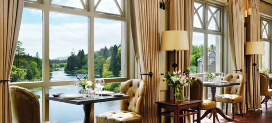 £251 -- County Galway: 2-night castle stay with breakfast