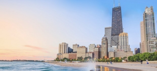 £110-£125 -- Chicago: Luxe Gold Coast Hotel w/Drinks