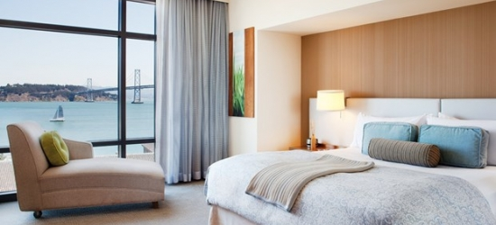 £181 -- San Francisco 4-Star Waterfront Hotel, 45% Off