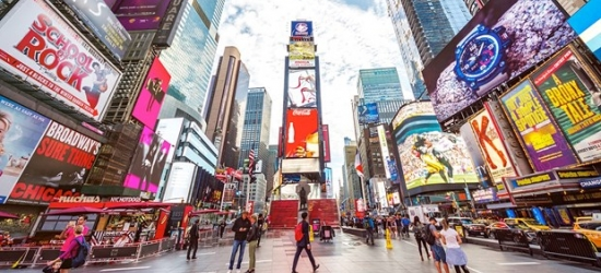 £100 -- NYC: Brand-New 4-Star Times Square Hotel, 70% Off