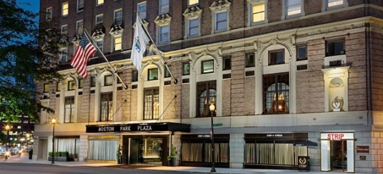 £157 & up -- Iconic Boston Park Plaza Hotel thru Summer
